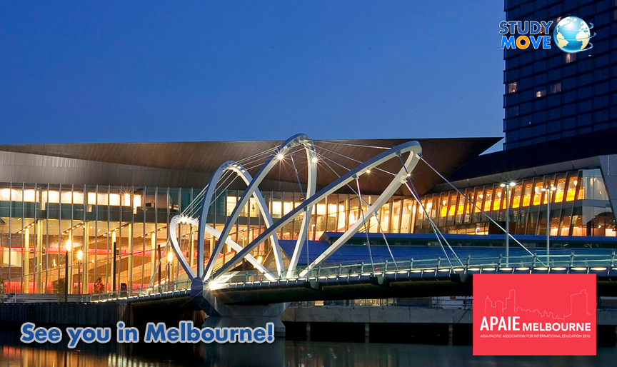See you at APAIE 2016 - Melbourne!